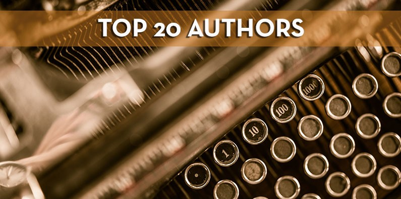 Top 20 Authors